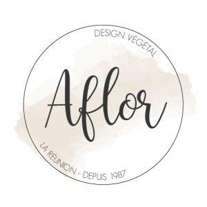 Logo Aflor Design Rond